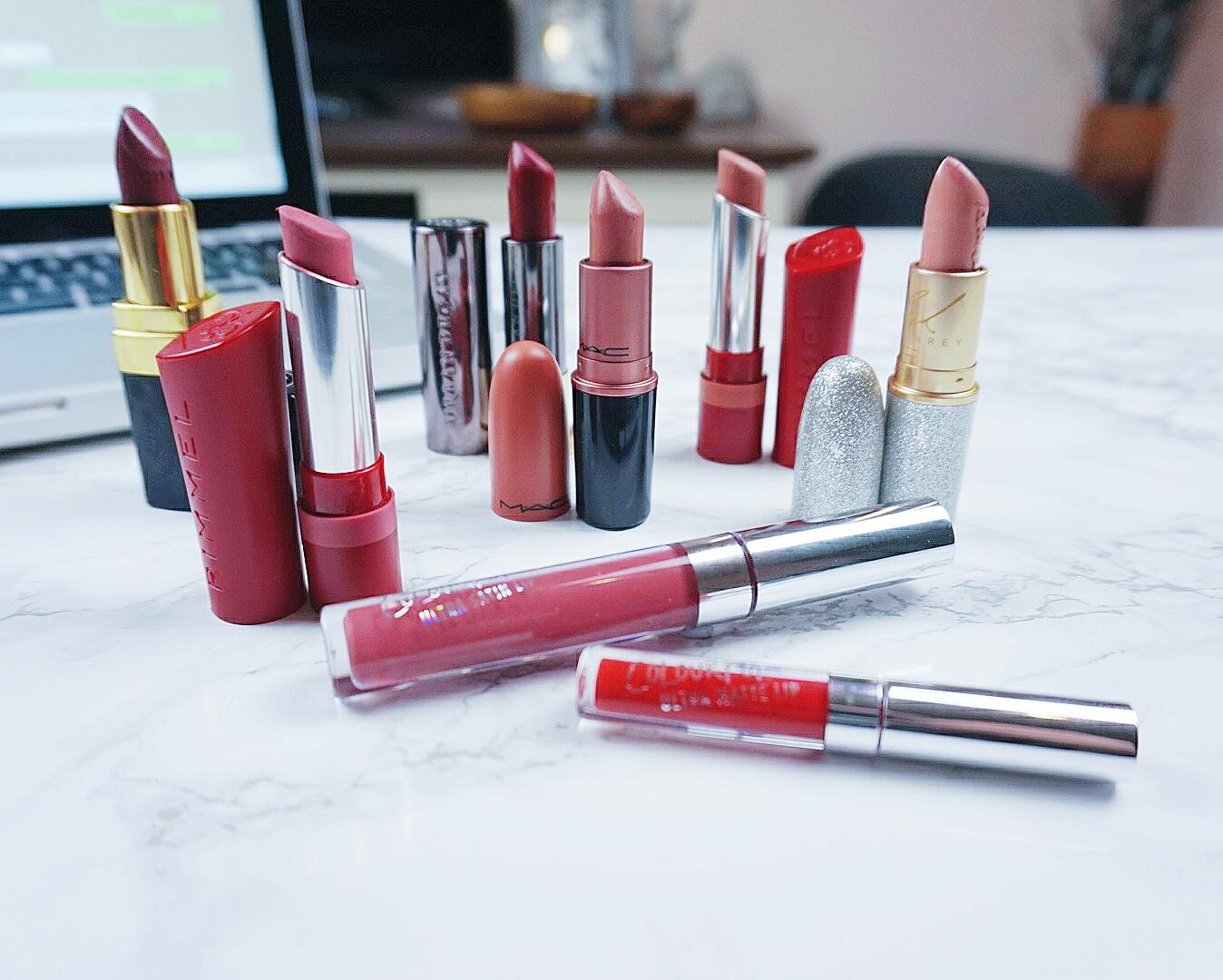 Lipsticks loving 1