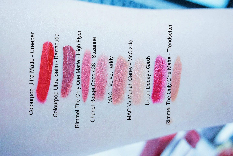 Lipsticks loving 2
