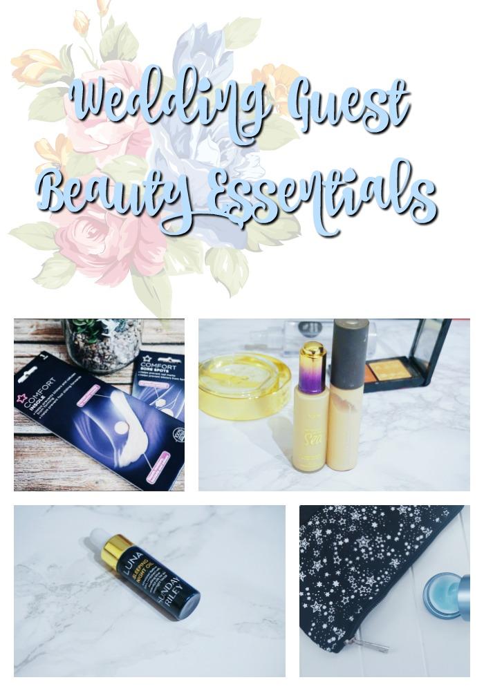 Wedding guest beauty essentials. Wedding guest beauty essentials    Leah XL
