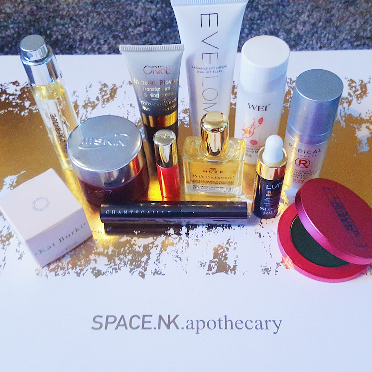 Review | Space NK Advent Calendar up to day 13