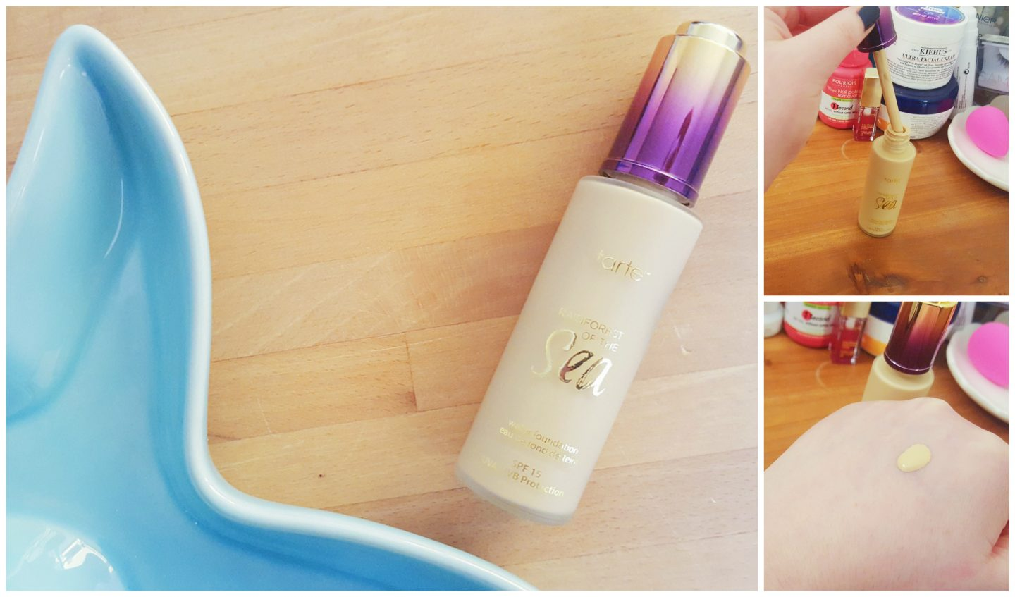 Review | Tarte Rainforest of the Sea Foundation – Fair Neutral