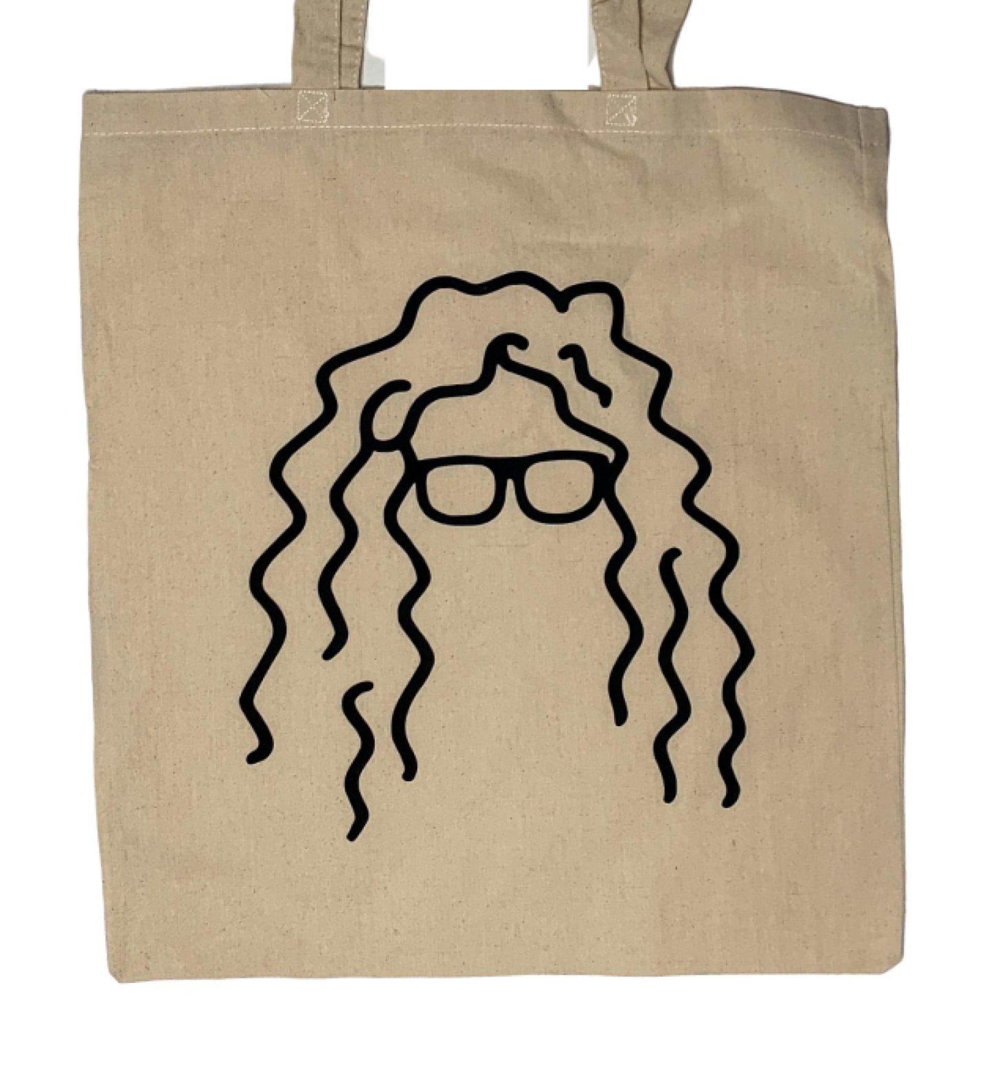 XL merch Leah XL Tote Bag